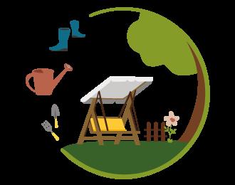 Gartenmöbel & Gartenzubehör