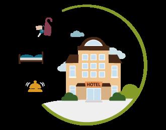 Hotels & Hostels