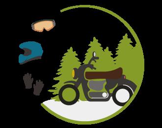 Motorradbekleidung & Zubehör