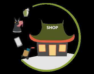 China-Shops