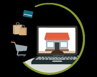 Online-Supermärkte