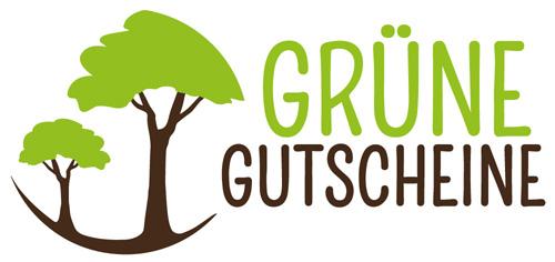 Grüne Gutscheine Logo