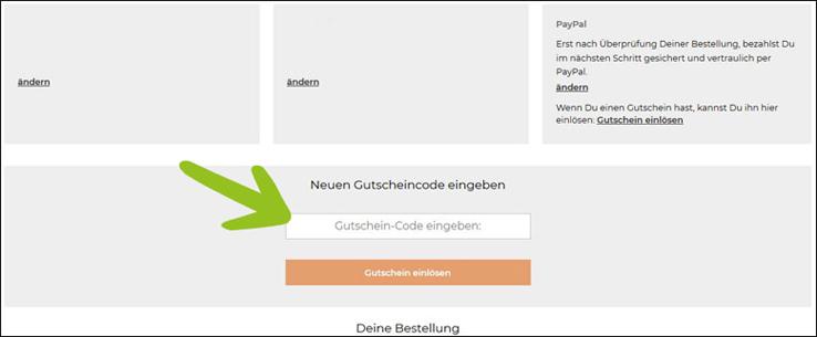 Gutscheincode Dein Design